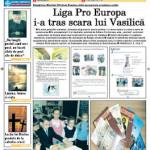 Liga Pro Europa i-a tras scara lui Vasilică