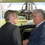 Chisinaul la rascrucea Summitului NATO de la Bucuresti. Rogozin ataca si scufunda