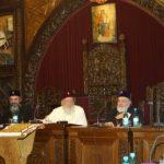 Parintele Filotheu sanctioneaza decizia Sfantului Sinod. Ereticul Corneanu nici macar nu isi recunoaste greseala