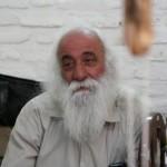 Atelier de covoare persane in Yazd, Iran