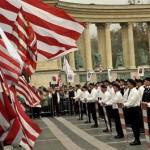 Conflict declansat de Garda Maghiara. Pe cand o demonstratie – pasnica – pentru drepturile jurnalistilor la Ambasada Ungariei din Bucuresti?! VIDEO