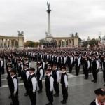 Garda Maghiara interzisa, momentan