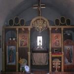 Buldozere sarbesti la poarta unei biserici romanesti. Ce face Romania? FOTO din Malainita, Valea Timocului