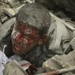Infernul din Gaza. Ziua a 12-a. Bilant negru: peste 660 de morti si 2750 de raniti