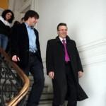 INTALNIRILE ZIUA. Romania merge spre Est, gandind ca-n Vest. Cristian Diaconescu, seful diplomatiei romane.