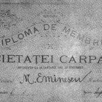 NOTELE INFORMATIVE facute de Baronul Von Mayr de la Securitatea Austro-Ungariei despre Eminescu, Timpul, Societatea Carpatii si Unirea DOCUMENTE