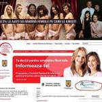 """FUNDATIA FAMILIEI GEOANA – """"Renasterea"""" – implicata in sterilizarea fetitelor Romaniei prin vaccinul criminal Gardasil"""