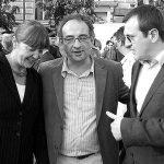 "DAN TAPALAGA, ""consilierul special"" al Monicai Macovei, candidata ""in civil"" a PDL, despre Elena Basescu: ""O martoaga tampa"""
