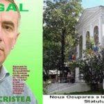 ELIBERATI MUZEUL LITERATURII! Radu Calin Cristea nu vrea sa cedeze scaunul ocupat ilegal prin aranjamentele sectei intelectualilor rosii