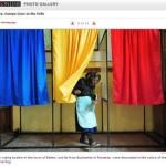BBC a eliminat tiganca care reprezenta Romania. In schimb ea s-a teleportat in Der Spiegel. Ambasadorul britanic nu vede nimic anormal. EXCLUSIV ZIUA
