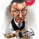 """NISTORESCU face o urare """"baietilor din gasca inrolata"""" a lui Tismaneanu, """"profitorii condamnarii comunismului"""": RAZBOI DE BUN VENIT"""