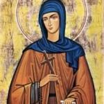 IN NOAPTEA ASTA Romania a mai murit putin. Tatiana Stepa s-a mutat la ceruri de ziua Sfintei Teodora de la Sihla