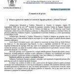 """ARHIEPISCOPIA ORTODOXA a Vadului, Feleacului şi Clujului pune piatra de temelie la Centrul de îngrijiri paliative """"Sfântul Nectarie"""""""