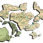 IN CATE PARTI SE VA SPARGE UCRAINA? Revista italiană de geopolitică LIMES prognozează că se va destrăma în trei părți. Eu zic ca in mai multe… HARTA