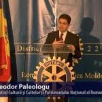 THEODOR PALEOLOGU este mason si membru al Rotary Club. O explicatie pentru actiunile sale anti-nationale. VIDEO / FOTO / DOC