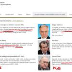 ION ILIESCU, Omagiu pentru colegul lui Dan Puric, Mircea Malita