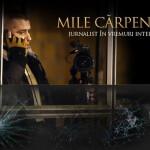 """Mile Carpenisan, fratele nostru sarb si roman, a murit. Dumnezeu sa-l odihneasca in pace, ca aici nu a reusit sa o gaseasca! Cum ne-a spus Mile """"adio"""": """"I did it my way!"""" VIDEO"""