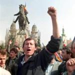 EXCLUSIVITATE Roncea.ro. Profanarea statuii lui Avram Iancu de la Targu Mures. Jurnalul corespondentului TVR Dorin Suciu din decembrie 1989 pana in martie 1990 (II)
