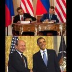 Karadeniz Press: SUA si Rusia au semnat istoricul tratat START-2. Basescu, la dineul oficial cu Obama. FOTO