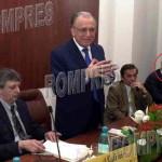 Europolitrucul Cristian Preda incalca decizia PDL de boicotare a trusturilor lui Vintu si Voiculescu. In curand va calca si pe cadavre in PDL. Normal, GDS-istul e colaboratorul lui SOV
