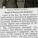 Ceausescu a fost ucis de Trilaterala. Ofiterii de informatii vorbesc.  Stelian Octavian Andronic, primul ofiter care a raportat la Bucuresti constituirea Trilateralei si obiectivele Clubului de la Roma si ale Grupului Bilderberg. VIDEO/DOCUMENT