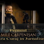 """Premiul """"Mile Carpenisan"""" pentru Curaj si Excelenta in Jurnalism, decernat de Civic Media pe 3 mai, de Ziua Libertatii Presei. Lansarea portalului www.inmemoriam-milecarpenisan.ro. UPDATE"""