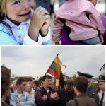 TULBURATOR. Fetita lui Drasyus Kedys data din nou pe mana pedofililor, dupa moartea eroului. Lituanienii se rascoala si fac zid in fata autoritatilor. Sustinatorii cauzei sunt chemati sa protesteze la Ambasadele Lituaniei din intreaga lume