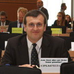 """Cristian Preda diminueaza credibilitatea PDL si a lui Traian Basescu. Dupa ce a garantat pentru Teo cea cu PLM, GDS-istul ales pe lista, ca la PCR, ii da lectii de """"credibilitate"""" premierului Boc. De la ode lui Ceausescu la atacurile la Eminescu"""