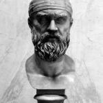 Capul lui Decebal de la Vatican. FOTO. Reprezentari statuare ale Regelui Decebal. STUDIU