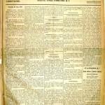 """Vino azi, la 9.00, la mormantul lui Eminescu, pentru a-l omagia, alaturi de fostii detinuti politici, pe Romanul Absolut, la 121 de ani de la moarte, in cel de-al 160-lea an de la nastere. Ultimul articol al lui Eminescu: """"Pentru Libertatea Presei"""""""