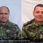 Militarii romani Paul Caracuda, caporal, si Dan Ciobotaru, sergent major, au murit, azi, in Afganistan. Dumnezeu sa-i ierte! VIDEO In Memoriam