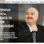 Pe vremea cand MISA era deranjata de masonii rusi anti – Basescu ai PNL si PSD, in frunte cu Kondyakov, George si Victor Roncea erau laudati. Si atunci de ce l-au sustinut pe Geoana? O spirala pentru Voicu? Sunt buni sau nu masonii? :)