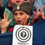 """Target: Viata la Belgrad in timpul bombardamentelor. Pro Tv nu mai vrea corespondente """"despre bombe  si nenorociri"""""""