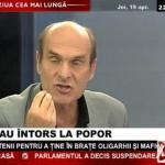 Razvan Boanchis: Versantul moral Cristian Tudor Popescu. Cum i-a umplut Vintu buzunarele cu Dacii deontologului cu ceas de plastic si gecuta de om sarac