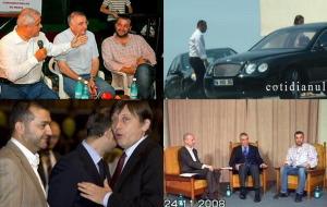 Dan Andronic Nastase Crin Antonescu Tariceanu Olteanu Monte Carlo