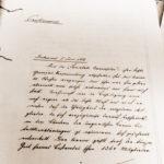 """EXCLUSIV. O noua Nota Informativa despre Eminescu si """"Societatea Carpatii"""" intocmita de spionii Austro-Ungariei la Bucuresti. Stampila """"Societatii Carpatii"""": NOI PRIN NOI. FOTO-DOCUMENT"""