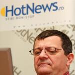 Cu escrocul Cristian Sima de la HoţNews despre presa, securitate si CNSAS. INTERVIU AUDIO RONCEA RO