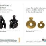 Ganditorul merge mai departe. Expozitia despre leaganul civilizatiei europene si descoperirile de la Hamangia, Gumelnita, Cucuteni, se verniseaza maine la Atena