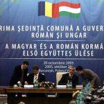 "Ce bine arata ""reconcilierea romano-maghiara"" pentru care toate guvernarile au tradat tara: ""Romania vrea sa sarbatoreasca furtul Ardealului in Teatrul National de la Budapesta"". SIE si MAE ""regreta"" in genunchi. Asta-i tot?!"