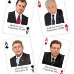Filat a ajuns si presedinte al republicii de la Chisinau. Ce va urma: Capra Voronin, varza Ghimpu sau Lupu presedinte al Parlamentului? Moldova, in interimat pe toate liniile