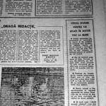 """Ziaristi Online: Scinteia Tineretului, 18 decembrie 1989: """"Cateva sfaturi pentru cei aflati in aceste zile la mare"""". FOTO/DOC"""