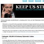 WikiLeaks s-a mutat in Elvetia, sustinut de Partidul Piratilor. Coordonatele noului site: http://wikileaks.ch/. Site oglinda/mirror: http://wikileaks.info/