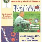 Desi il injura pe Basescu pe toate gardurile, Mircea Dinescu a fost intampinat de Gheorghe Flutur la Suceava cu baloane portocalii, pe banii Consiliului Judetean. Dinescu despre Boc si Maria Basescu. VIDEO. Cimpanzeii şi bulibaşa Dinescu
