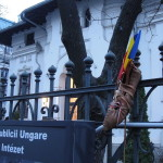 UPDATE: Operatiunea Sus Opinca! Lectia de demnitate nationala la Centrul Cultural Maghiar. Avram Iancu suntem toti! FOTO/VIDEO/INFO