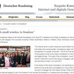 """Cum a fost la Berlin, in Bundestag, la invitatia Ministerului Federal al Afacerilor Externe al Germaniei. """"Blogurile, surse cruciale de informatie"""". VIDEO cu Tarek Cheniti, intelectual online din Tunisia, despre e-revolutie"""