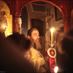 Sfintele Pasti la Sfantul Nectarie. FOTO/VIDEO