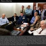 INEDIT. Ce facea Obama pe cand urmarea in direct uciderea lui Osama. PHOTO OF THE DAY