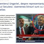 """Romania este obligata sa treaca la masuri diplomatice de retorsiune la adresa Ungariei. Oficialii unguri au sfidat cererea MAE roman si au participat la deschiderea reprezentantei """"Tinutului Secuiesc"""""""