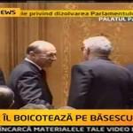 Verestoy calare pe Basescu si cum se stramba grofii UDMR in urma presedintelui. Urmarire ca-n filme in Parlament si o intrebare pentru SPP. FOTO/INFO