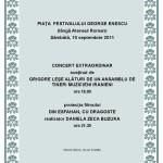 """Grigore Lese te invita la un concert cu tineri muzicieni iranieni, azi, la ora 18, in Piata Ateneului, urmat de proiectia filmului """"Esfahan, cu dragoste"""", de Daniela Zeca Buzura"""